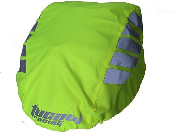 VELOTOZE impermeable Ciclismo Casco Cubierta
