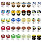 40-count - NEW Everything Variety Pack - Featuring coffee, decaf, flavored, tea, cider, hot chocolate, snapple & cappuccino