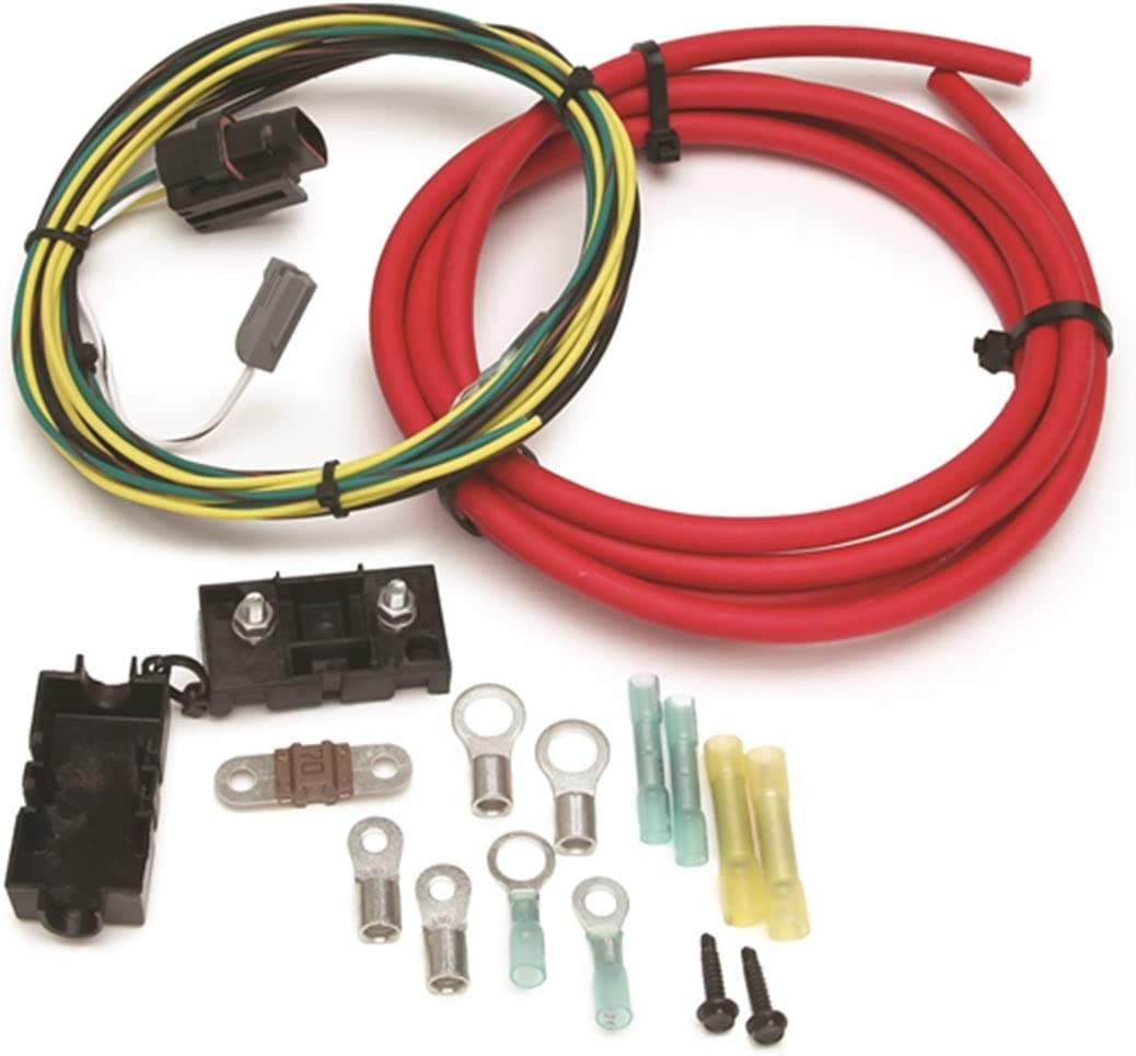 [ZHKZ_3066]  Amazon.com: Painless Performance 30831 Ford 3G Alternator Upgrade Kit:  Automotive | Fox Body Wiring Harness Painless |  | Amazon.com