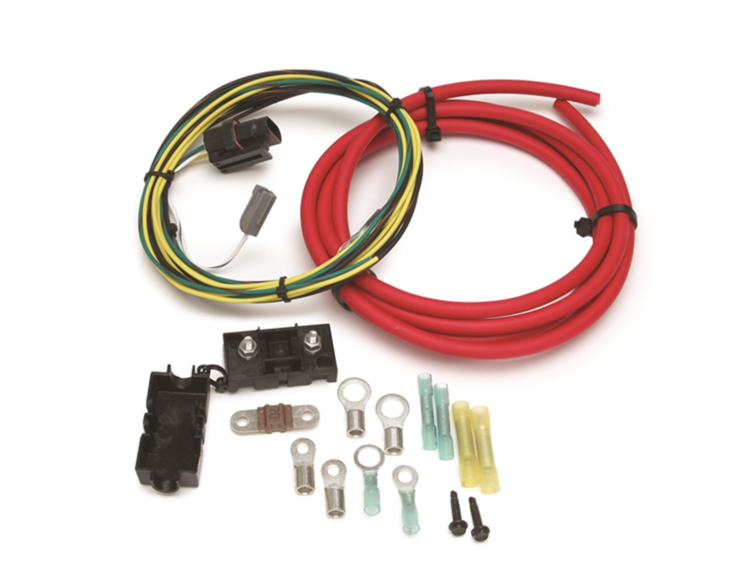 616mqwcqF6L._SL1500_ amazon com painless 30831 alternator automotive ford 3g alternator wiring harness at edmiracle.co