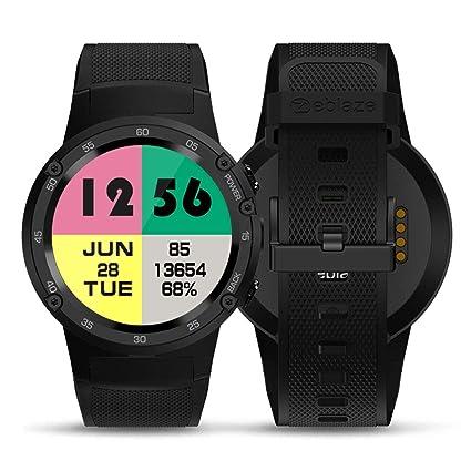 Amazon.com: Tlgf Smartwatch Multifunctional GPS/WiFi / SIM 5 ...