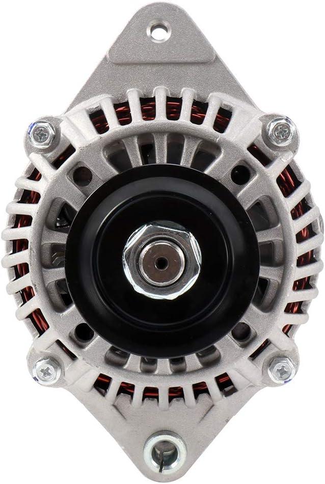 Aintier Alternators 13893 AL1295X 210-4148 Compatible with Acura EL//Honda Civic 2001 2002 2003 2004 2005 1.7L