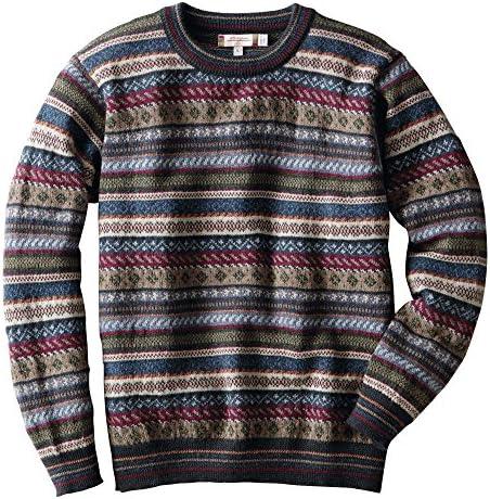 [アイファー ニットウェア]IFER Knitwear アルパカ アンデス セーター ニット メンズ