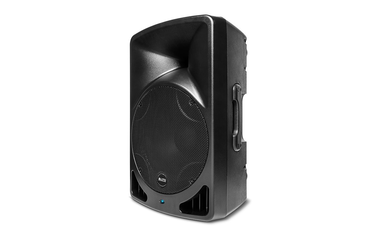 Alto Professional TX8 | 8 Active 2-Way PA Loudspeaker (280 Watts Peak / Class D Power)