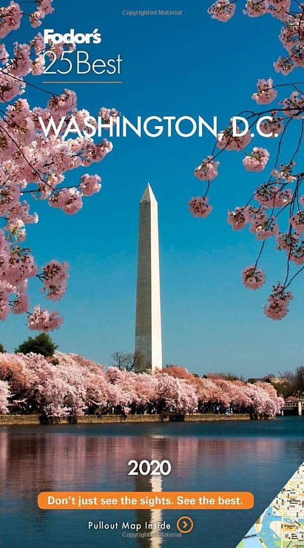 Fodor's Washington D.C. 25 Best 2020  Fodor's 25 Best