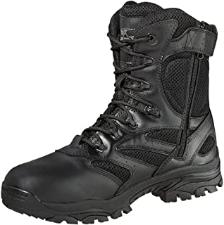 "product image for Thorogood Men's The Deuce Series 8"" Waterproof Tactical Side Zip Boot"