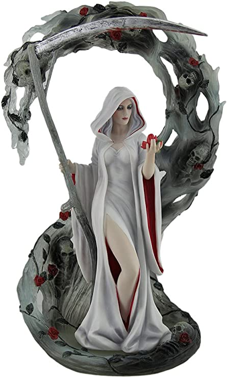 Stunning Summon The Reaper Nemesis Now Anne Stokes Figurine