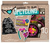 Recycle your plastic garbage & grocery bags the fashionable way by turning them into glam accessories with the Upcycling Design Kit by Fashion Angels. This kit has all the essential tools and inspiration to help guide you in creating stun...