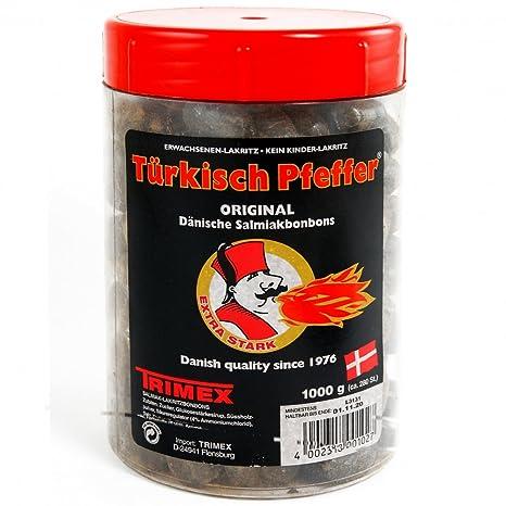Türkisch Pfeffer 1000g: Amazon.de: Lebensmittel & Getränke