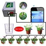Amazon Com Aihihome Automatic Watering System Indoor Plant Auto