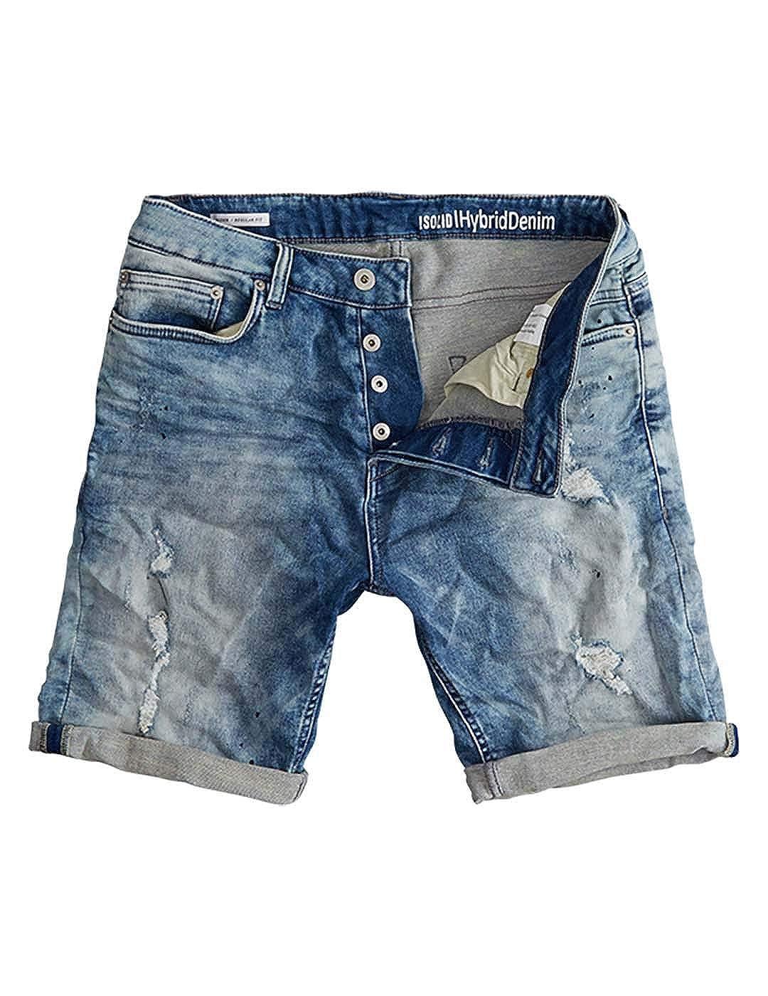 Shorts SOLID Lt. Street Denim
