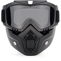 Lixada Motos Gafas UVA400 Protección Invierno Esquí Gafas
