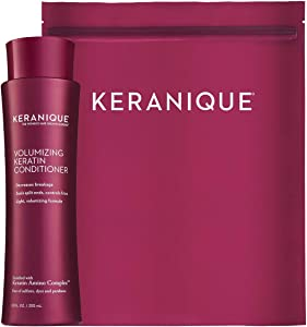 Sweepstakes: Keranique Volumizing Keratin Conditioner for Thinning Hair