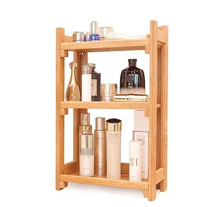 Amazon.com: TLMY Bathroom Vanity Racks Vanity Storage Rack Toilet ...