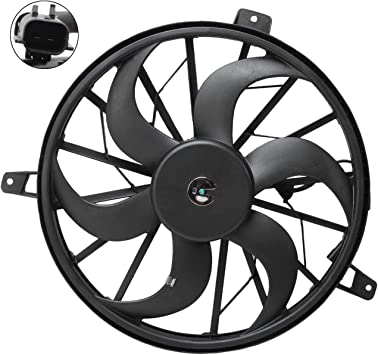 New Cooling Fan Assembly CH3116115 52079528AB for Jeep Grand Cherokee Liberty