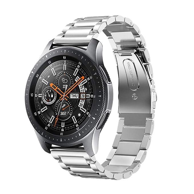 Kartice Compatible con Samsung Galaxy Watch (46 mm), Correa ...