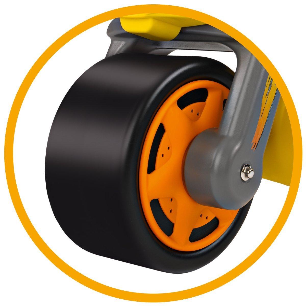 BIG 800056329 Apertura por empuje Motocicleta juguete de montar - Juguetes de montar (670 mm, 310 mm, 460 mm): Amazon.es: Juguetes y juegos