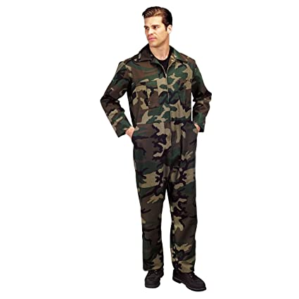 Amazon.com  Rothco Unlined Coverall df95ee6b1df8
