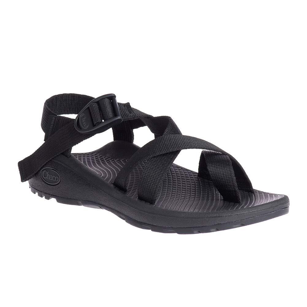 Chaco Mens Redrock Hiking Shoes, Black, 9.5