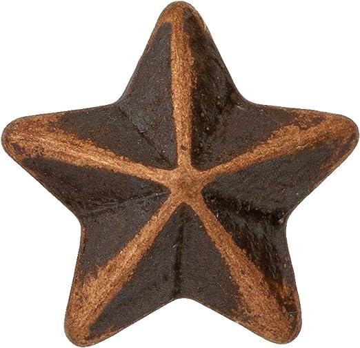 10 Small Bronze Starlets