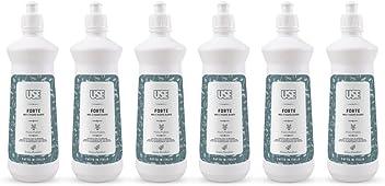 USE Forte Inox e Marmo Bianco 6x1Litro