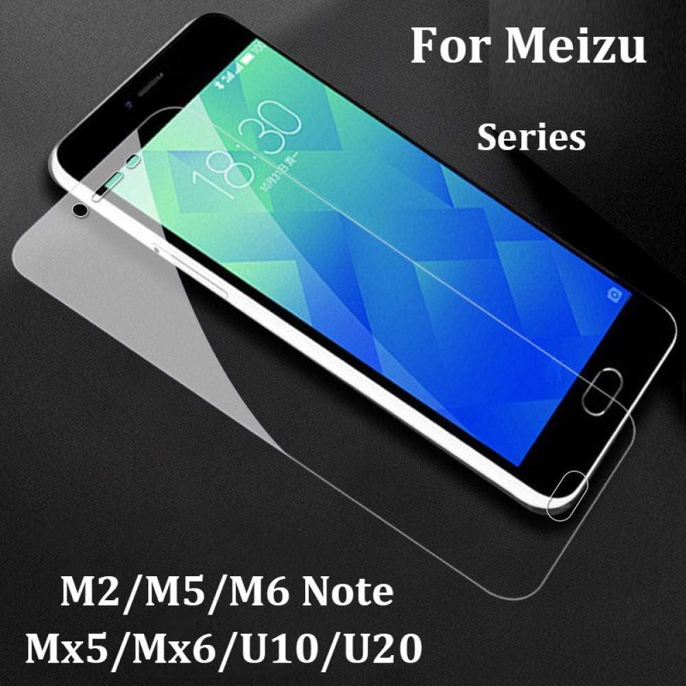 MWBLN 3 Piezas, para Vidrio Protector Meizu para Meizu M6 Note ...