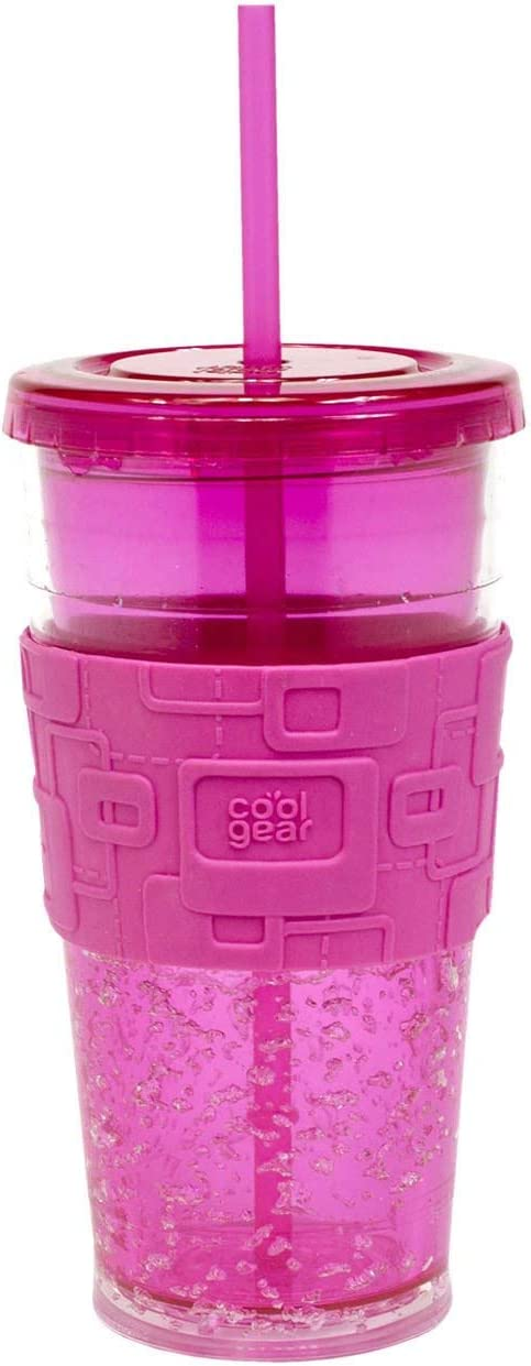 Cool Gear 24oz Gel Chiller with Freezer Gel and Grip Band