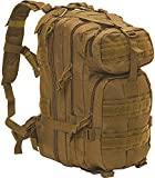 Coyote Brown MOLLE Military Medium Transport Backpack