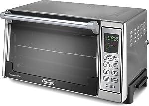 DeLonghi DO2058 Digital Convection Toaster Oven