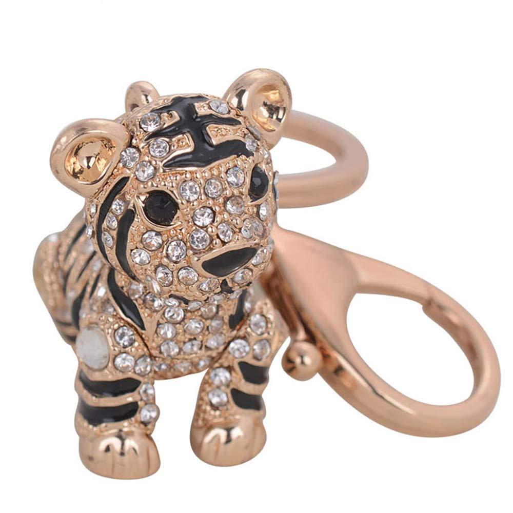 Lecimo Pendentif De Sac De Voiture Porte-clé s, Diamant Zodiac Jewelry,2#