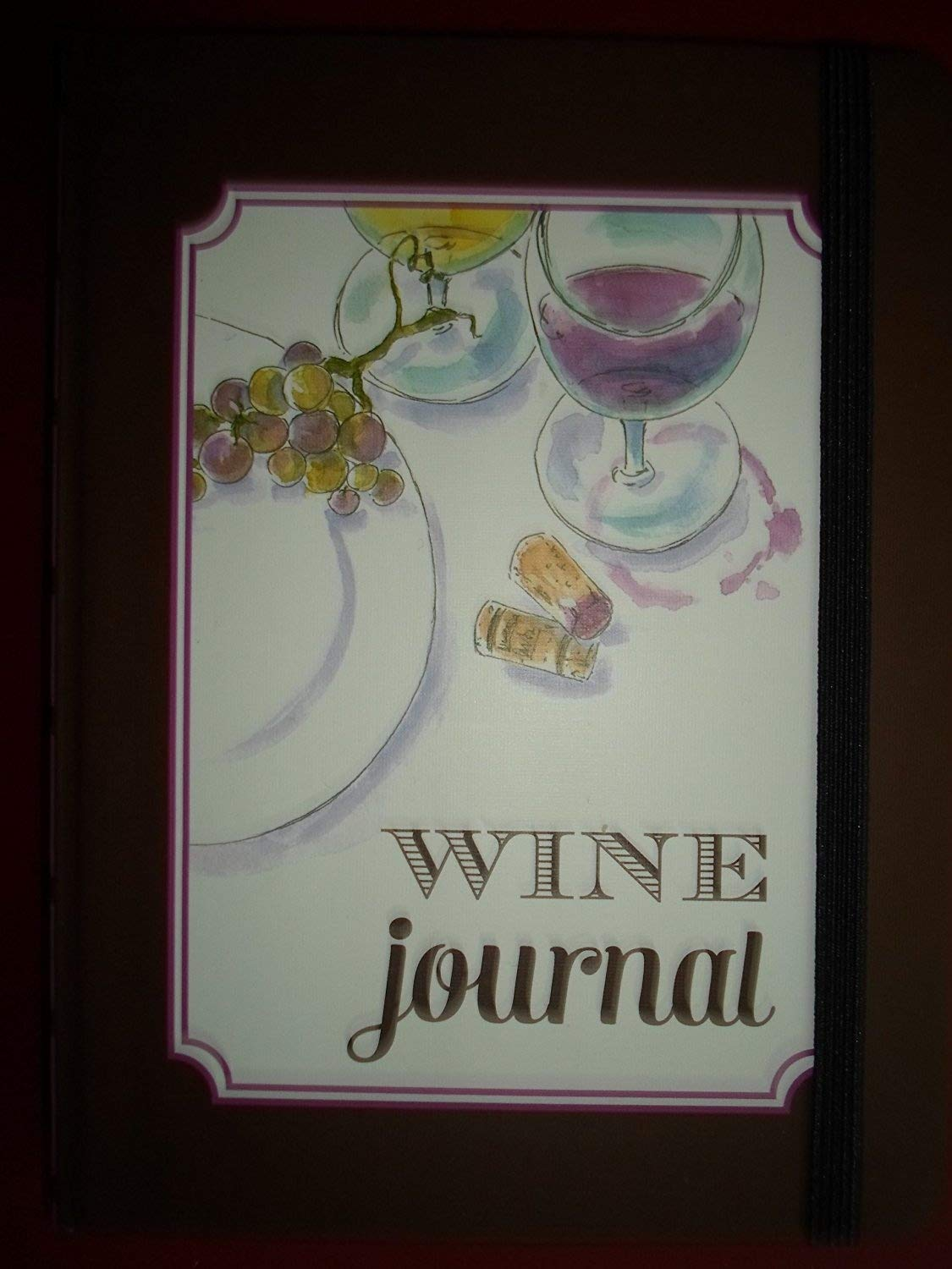 Wine Story Wine Journal for Tasting Notes & Impressions