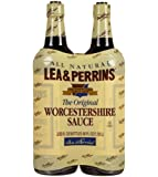 Lea & Perrins Worcestershire Sauce-20 oz, 2 ct