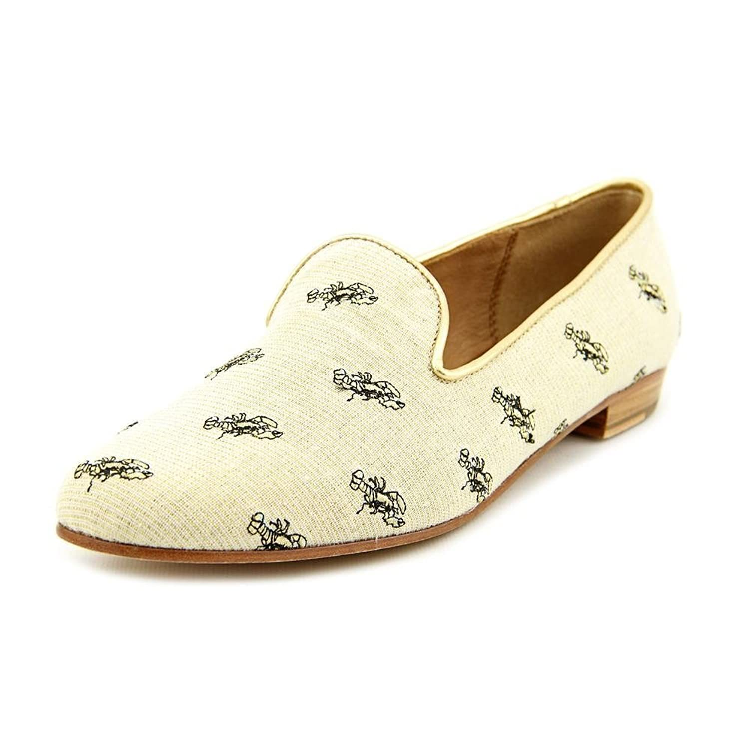 Coach Utopia Fabric Flats Shoes