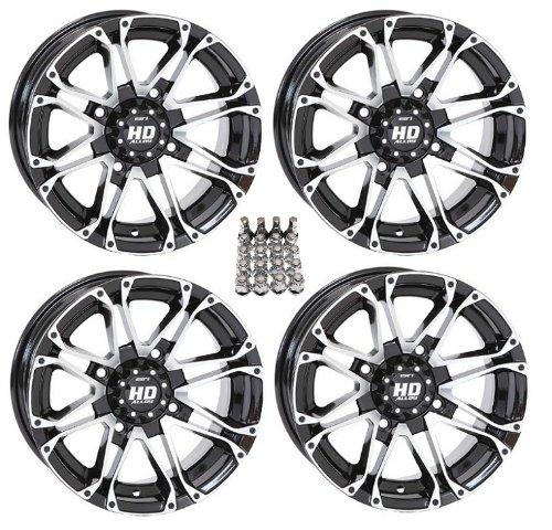 STI HD3 ATV Wheels/Rims Machined 14