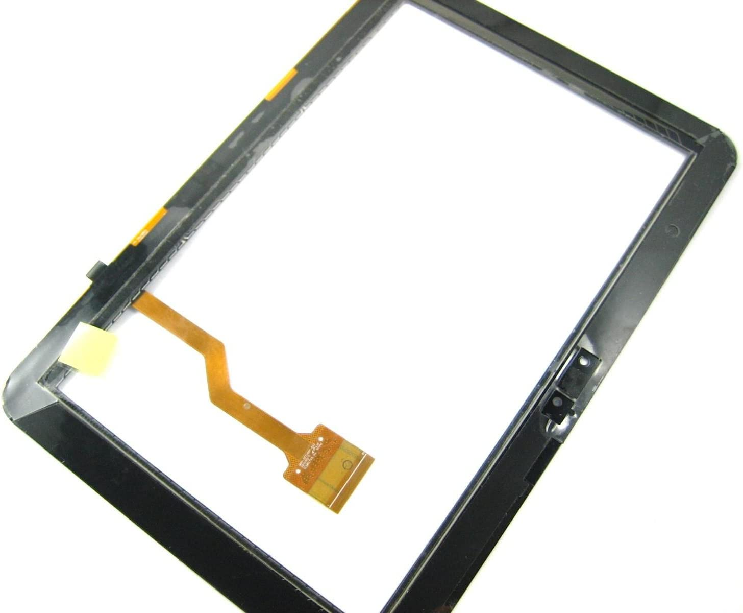 For Samsung Touch Screen Digitizer Glass+Adhesive Galaxy Tab 2 10.1 SGH i497