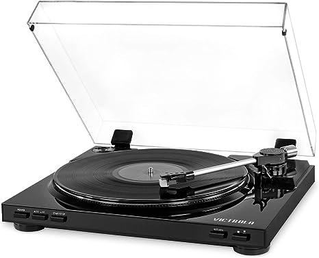 Amazon.com: Victrola Pro - Reproductor de música USB con ...