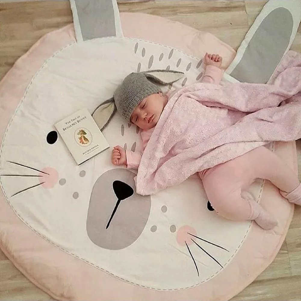 Activity & Gear Multifunction 0-12 Months Baby Play Mats 3 In 1 Cartoon Baby Kids Rug Floor Mat Game Play Comfortable Lovely Boy Girl Carpet Consumers First Mother & Kids