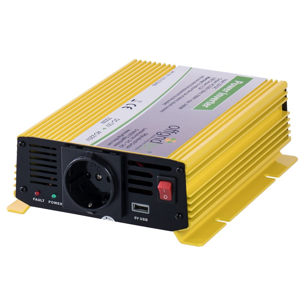 Offgridtec® HF12-300 12V 300W 600W Spannungswandler modifizierter Sinus Offgridtec GmbH