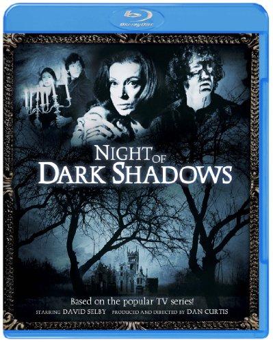 Movie - Night Of Dark Shadows [Japan BD] 10003-43765