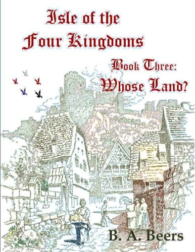 Whose Land? Isle of the Four Kingdoms Epub Free Download