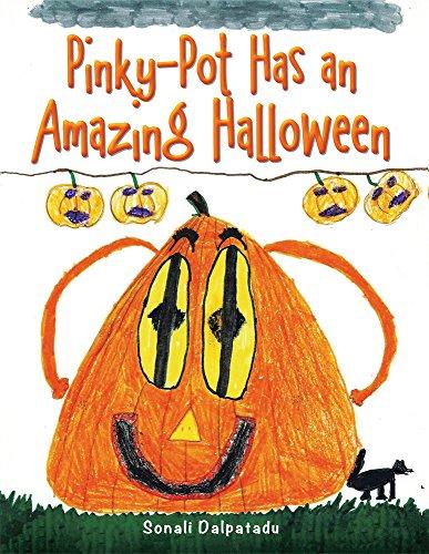 Pinky-Pot Has an Amazing Halloween (Trafford Halloween)
