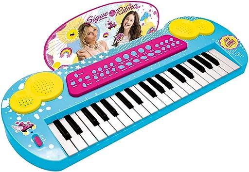 Soy Luna Juguete Musical (Claudio Reig 5658): Amazon.es: Juguetes y juegos