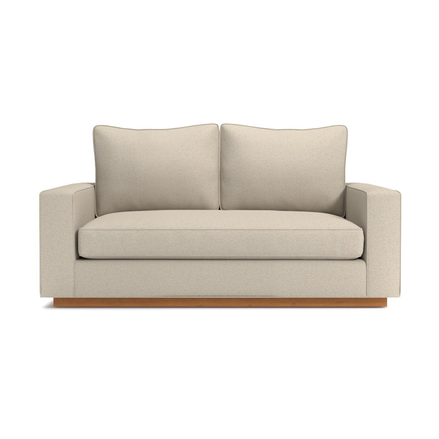 Amazon.com: Apt2B Harper Apartment Size Sofa, Beige, 62