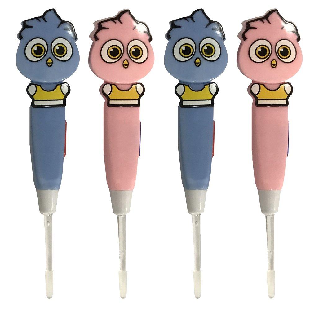 (4 PCS) Ohrenreiniger mit Taschenlampe, Ohrenschmalz Entferner, ear Pick Croing 4332401399