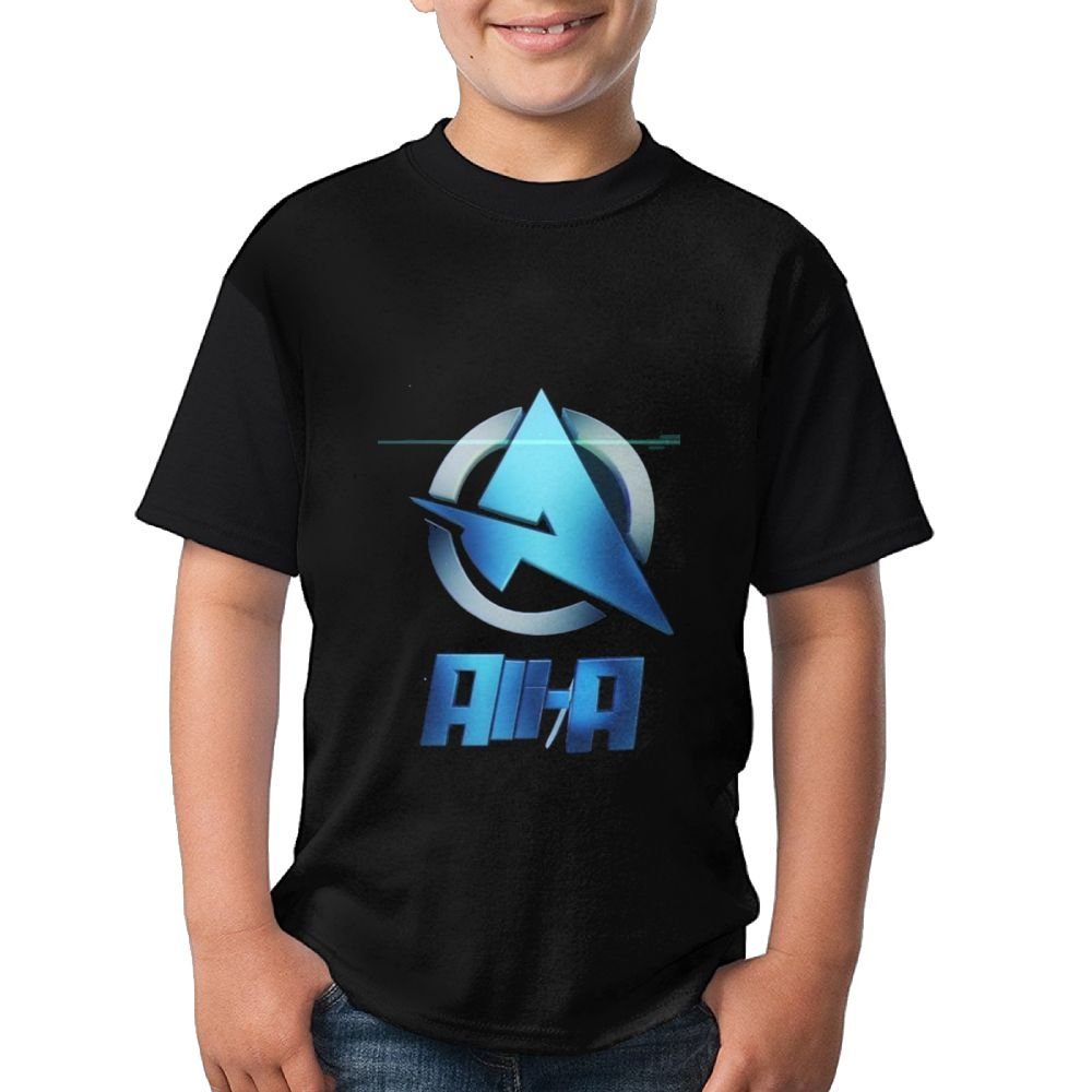 PENDER HAPPY Youth Ali-A Youtube Game Logo T - Shirt