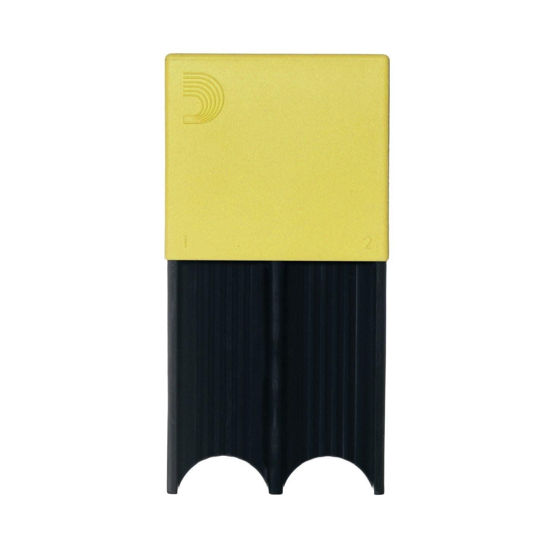 Porta ance DAddario giallo grande