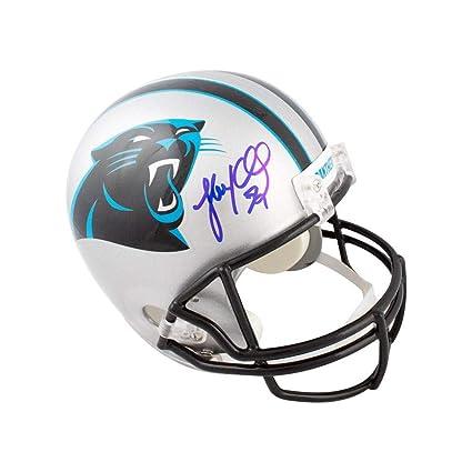 Luke Kuechly Autographed Signed Carolina Panthers Football Ball Jsa Coa Autographs-original