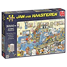 Jan van Haasteren The Printing Office 3000 Piece Jigsaw Puzzle (Jumbo)