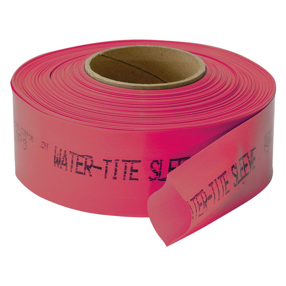 Water Tite 86263 Pipe Sleeving, 200Ft Length, Red by EZ-Flo (Image #1)
