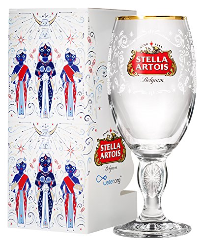 (Stella Artois 2018 Limited Edition India Chalice, 33cl)